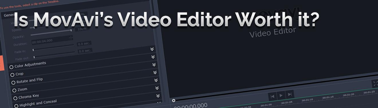 Is MovAvi's Video Editor worth it? - KevFahey Com